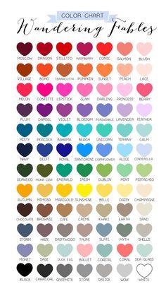 Personalized Wedding Map Gift for Couples Art by WanderingFables Colour Pallete, Color Combos, Color Schemes, Color Palette Challenge, Color Mixing Chart, Palette Art, Custom Map, Colour Board, Color Names