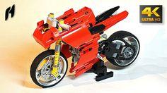 Lego Technic Ducati (MOC)