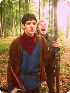 Merlin 2009-2013 behind the scenes