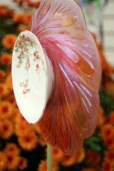 Flowering GARDEN YARD ART
