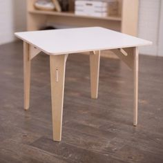 Equip your classroom or homeschool environment with beautiful, natural Baltic birch tables. These tables make great work surfaces for projects, school work, research, and crafts. Visit our site to order or learn more! Kids Table Chair Set, Kid Table, Table Legs, Luxury Office Chairs, Chair Design Wooden, White Dining Room Chairs, Office Waiting Room Chairs, Natural Furniture, Plastic Adirondack Chairs