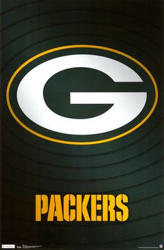 Green Bay Packers Logo Poster at AllPosters.com Green Bay Packers Logo fc3233f11