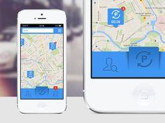 parking ↔ swap / iOS App