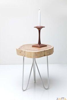 Kare Design Bijzettafel Groth Ring