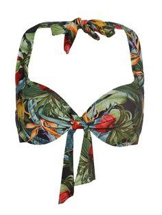 a4cc9efef7f4d4 Kostiumy kąpielowe damskie kolorowy - SKT0048 kostium kąpielowy góra - TOP  SECRET - Odzieżowy sklep internetowy