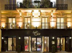 "Le Six ""Le Six"" Fransa Otelleri,Paris Otelleri,Otel,Hostel https://jogwag.com/?p=7227"
