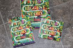The Biggest story book & movie giveaway US/Canada ends 9/3