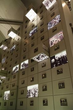 Imperial War Museum, Manchester, England by jacqueline.poggi, via Flickr.