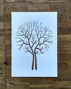 L'arbre au pochoir, peinture, fournitures artistiques, art mural, en plastique, réutilisable