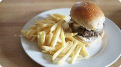 Hamburger Buns {Rezept mit Bildern}