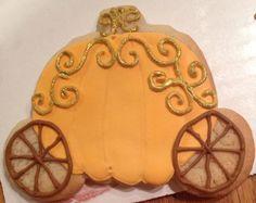 Cinderella's pumpkin carraige