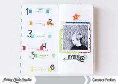Travelers Notebook-Ryder at 3