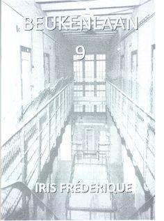 Cover boek student voor Minor creatief schrijven, 2015