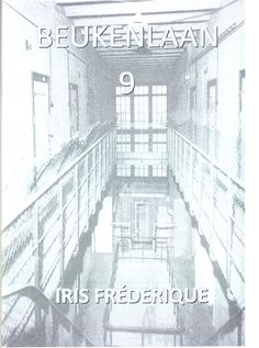 Cover boekje student voor Minor creatief schrijven, 2015