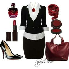Something I would wear over & over lol #work #professional #simple