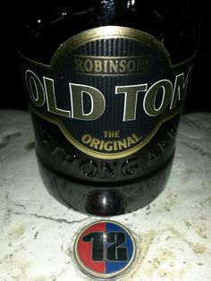 robinsons. old tom, 8.5%