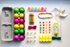 easter in a box (for kids)