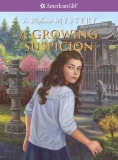 A Growing Suspicion: A Rebecca Mystery (American Girl Mysteries) by Jacqueline Dembar Greene, http://www.amazon.com/dp/1609583604/ref=cm_sw_r_pi_dp_MzsIsb0S1J8TD