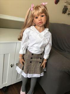 Masterpiece doll Wynona
