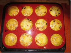 Mexican Egg Muffins - 2 Points plus each!