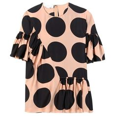 Stella McCartney - Seidentop mit Print