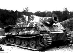 Sturmtiger which is German for Assault Tiger was a World War II German assault gun built on the Tiger I chassis and armed with a massive rocket launcher. Tiger Ii, Panzer Iv, Self Propelled Artillery, Tiger Tank, Tank Destroyer, Armored Fighting Vehicle, Ww2 Tanks, Military Equipment, German Army