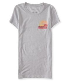 Nineteen 84 Sunrise Graphic T - Aeropostale