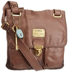 Love fossil bags so want a crossbody one Fossil Handbags, Fossil Bags, Chanel Handbags, Purses And Handbags, Leather Handbags, Tote Backpack, Crossbody Bag, Vogue, Mk Bags