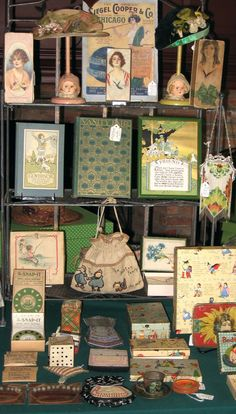 Vintage Textile Show May 2010