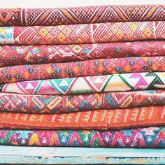 We added new one-of-a-kind items from Guatemala to @thelittlemarket! Each piece is made from handwoven blouses.