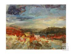 Landscape Study Giclee Print by Jodi Maas at Art.com