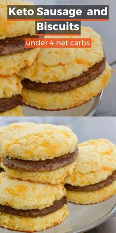 Healthy Low Carb Recipes, Ketogenic Recipes, Easy Low Carb Meals, Easy Keto Recipes, Keto Desert Recipes, Keto Biscuits, Cookies Et Biscuits, Keto Cookies, Chip Cookies