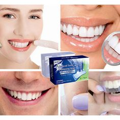 Stain Removal Advanced Teeth Whitening Strips Professional for Oral care