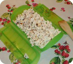 El café del bosque: Palomitas en estuche de vapor para microondas Good Healthy Recipes, Gluten Free Recipes, Microwave Recipes, Cooking Recipes, Tupperware, Bon Appetit, Nom Nom, Food And Drink, Healthy Eating