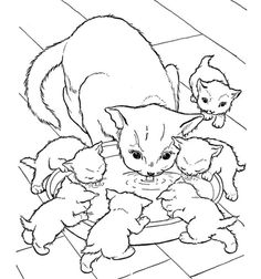 Coloring Pages Animals - http://fullcoloring.com/coloring-pages-animals.html