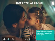 ReadAskChat - Wonderful NEW  app for the youngest children