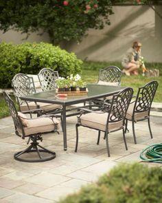 Augusta Collection 7 Piece Dining Set. ThanksMartha StewartDining ...