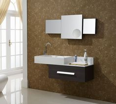 Modern #Bathroom Vanities