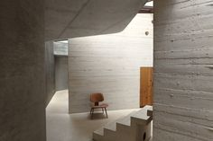Maison L - A house as a small town - RIBA award 2012 (EU) - Yvelines, フランス - 2011 - christian pottgiesser architecturespossibles Cabinet D Architecture, Space Architecture, Amazing Architecture, Architecture Details, Inspiration Design, Interior Inspiration, Villa, Tower House, Wall Finishes