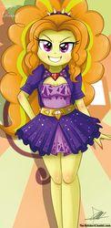 Size: 645x1321 | Tagged: adagio dazzle, artist:the-butch-x, beautiful, equestria girls, legs, rainbow rocks, safe, solo