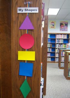 Shape theme. Lots of books and songs. I like that our kids would be learning the Spanish words for shapes too.