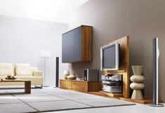 TV Console from Homedit