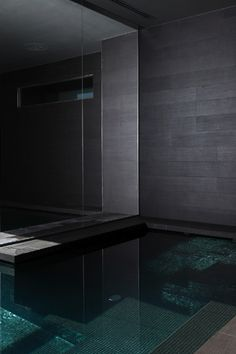 Sharp Spa design, Spa Wellness Center Le Club | Roberto Ulzio