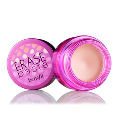 Benefit Cosmetics Erase Paste....just bought this @ Sephora! I'm a Benefit addict now!
