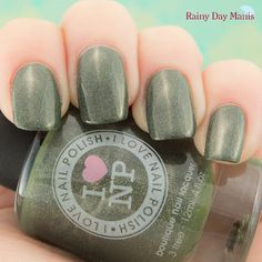 I Love Nail Polish: Army Surplus