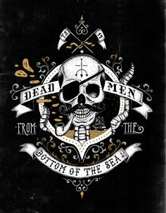 Dirty Bones – Illustrations by Tobias Saul
