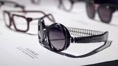 PQ Eyewear by Ron Arad