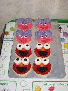 Epic Sesame Street cookie decorating