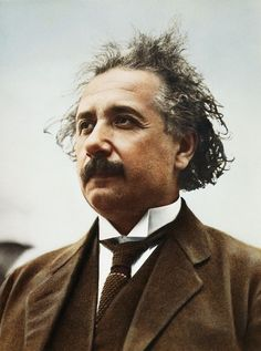 """""""Although I am a typical loner in my daily life, my awareness of belonging to the invisible community of those who strive for truth, beauty, and justice has prevented me from feelings of isolation."""" —Albert Einstein --- From """"My Credo"""" 1932. AEA 28–218"""