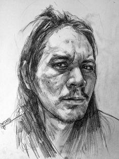 Me Drawing by siriwarn